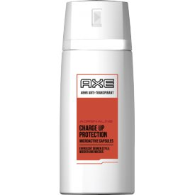 Axe Deo Spray Charge Up Protection