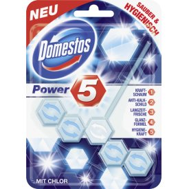 Domestos WC Reiniger Power 5 mit Chlor