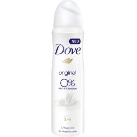 Dove Deo Spray Original 0% Aluminium