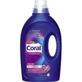 Coral  Vollwaschmittel Flüssig Color
