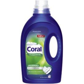 Coral Vollwaschmittel Universal flüssig