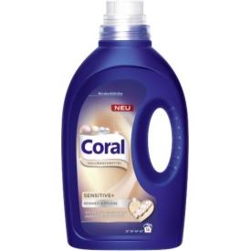 Coral  Vollwaschmittel Sensitive  flüssig