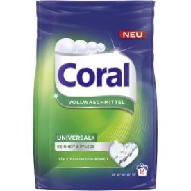 Coral  Vollwaschmittel Universal Pulver