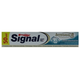 Signal Zahncreme Integral 8 Interdental