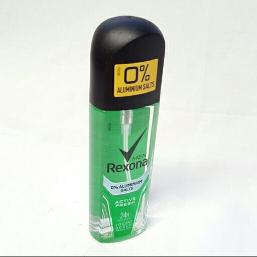 Rexona Zerstäuber Active Fresh ohne Aluminium