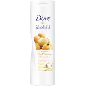 Dove Stärkendes Ritual Body Lotion mit Marula- & Mangoduft