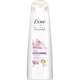 Dove Shampoo Glanz Ritual Reiswasser Lotusblütenduft