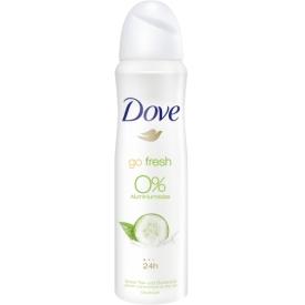 Dove Deo Spray Go Fresh Touch Grüner Tee & Gurkenduft