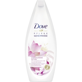Dove Cremedusche Pflegegeheimnisse Reiswasser & Lotusblütenduft
