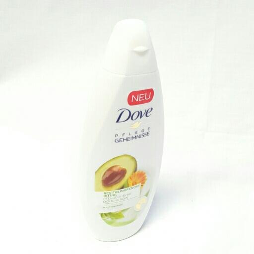 Dove Cremedusche Pflegegeheimnisse Avocadoöl