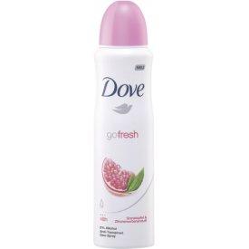 Dove Deo Spray go fresh Granatapfel & Limone