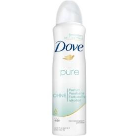 Dove Deo Spray Pure