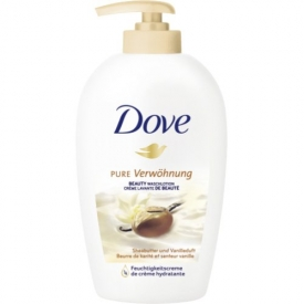 Dove Waschlotion Pure Verwöhnung Shea Butter
