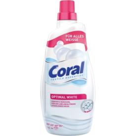 Coral  Flüssigwaschmittel Optimal White