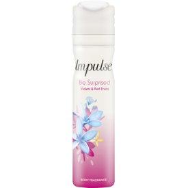 Impulse Deo Spray Deodorant Be Surprised