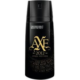Axe Deo Spray 2012 Final Edition