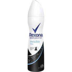 Rexona Deo Spray Invisible Aqua 48h