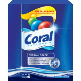 Coral Optimal Color Pulver