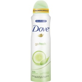 Dove Deo Spray Go Fresh Touch Grüner Tee & Gurkenduft