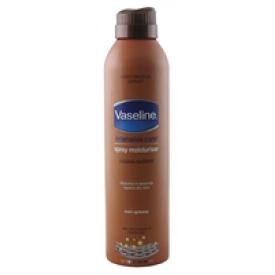 Vaseline Bodylotion Spray Kakao Radiant repariert trockene Haut