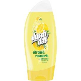 Duschdas Duschgel Zitrone Rosmarin