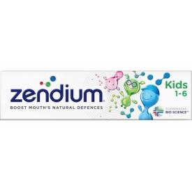 Zendium Kids Zahncreme 1-6