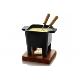 Boska Käse-Fondue Tapas aus Steingut für 200 g Käse spülmaschinen- und mikrowellen