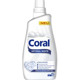Coral Feinwaschmittel Optimal White