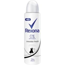 Rexona Deospray Invisible 0%