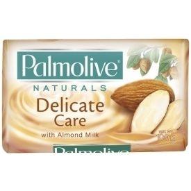 Palmolive Cremeseife Sensitive Delicate Care mit Mandel Milch