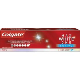 Colgate Zahncreme Max White One Aktiv Power Mint