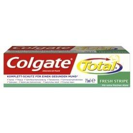 Colgate Zahncreme Total Fresh Stripe