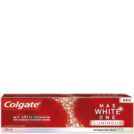 Colgate Zahncreme Max White One Luminous