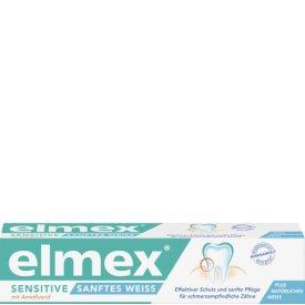 Elmex Zahncreme Sensitive Sanftes Weiß