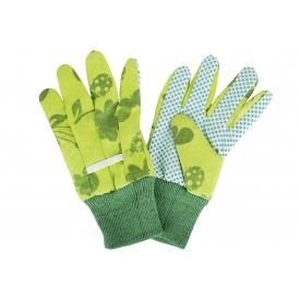 Esschert Design Kinder-Gartenhandschuhe 20cm grün