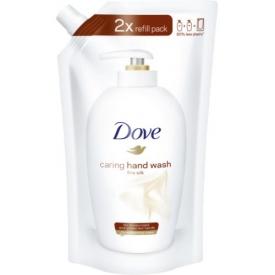 Dove Silk Fine flüssige Seife für Die Hände Nachfüller