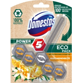 Domestos Power 5 WC Stein ECO Mandarinenblüte