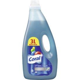 Coral Flüssig Waschmittel Optimal Color