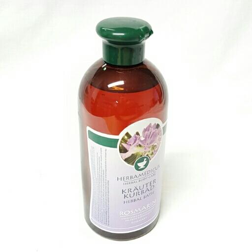 Herbamedicus Spezialbad Kräuterkurbad Rosmarin