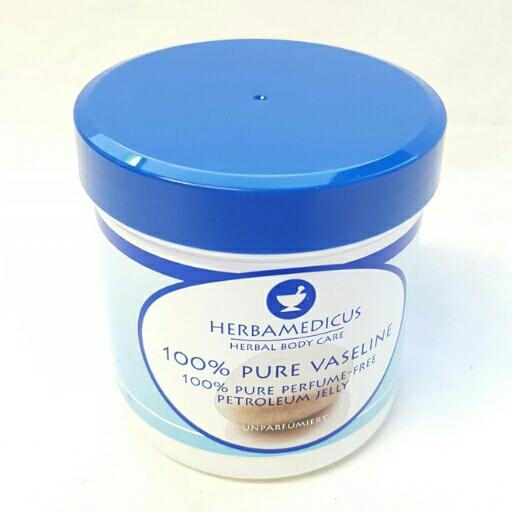 Herbamedicus Spezialpflege Vaseline Creme Blau