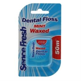 Sencefresh Zahnseide Mint Gewachst