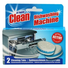 At Home Clean Dishwasher Cleaner Tabs
