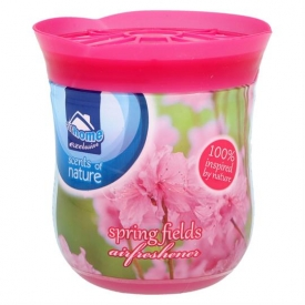 At Home Scents Of Nature Lufterfrischer Gel 180gr Spring Fields *