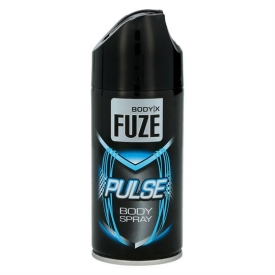 Body X Fuze Deospray 150ml Pulse