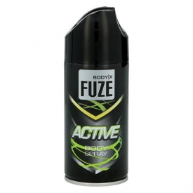 Body X Fuze Deospray 150ml Active