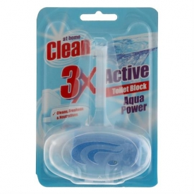 At Home Clean Toiletbloc Aqua