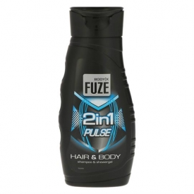 Body X Fuze Body Wash 300ml Pulse