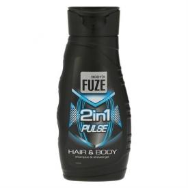 Body X Fuze Body Wash 300ml Pulse