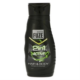 Body X Fuze Body Wash 300ml Active