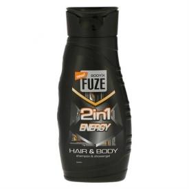 Body X Fuze Body Wash 300ml Energy